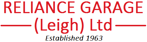 RELIANCE GARAGE LEIGH